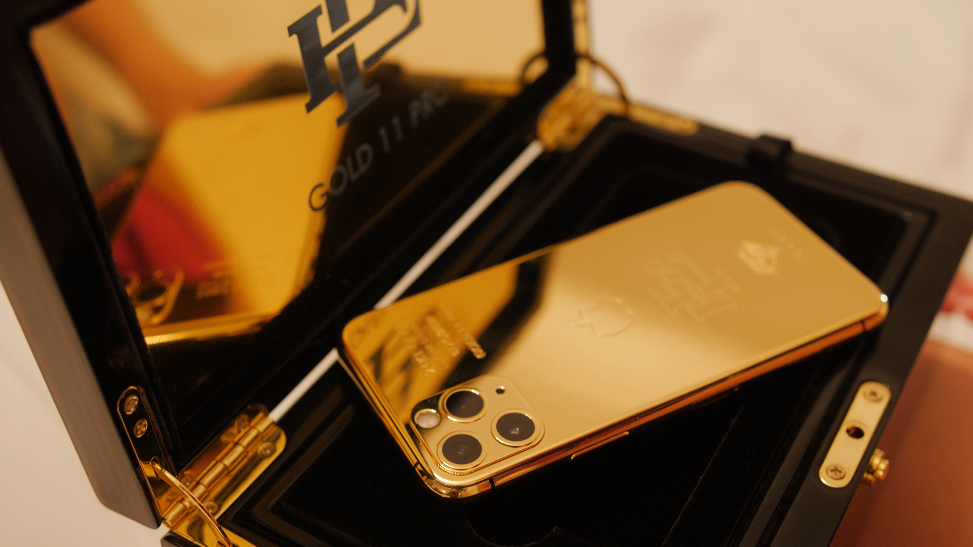 Escober Gold Iphone 11 pro