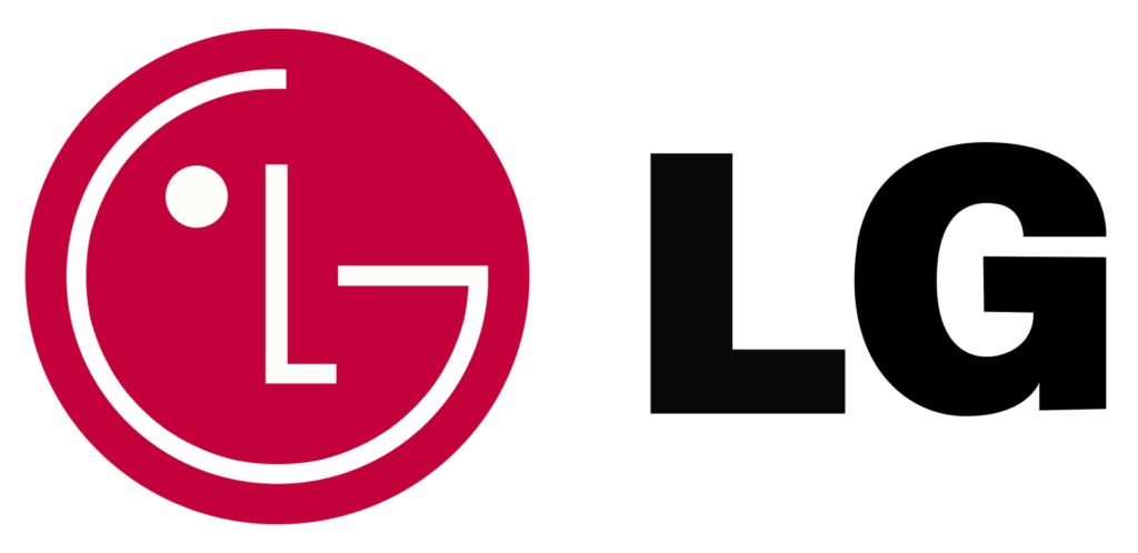 non-Chinese mobile brands LG Logo