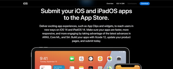 How to submit app on app store