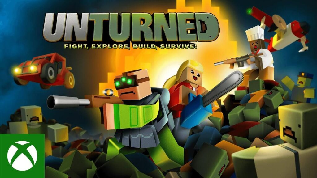 Unturned Cover Photo