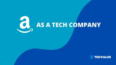 FEATURE PHOTO OF AMAZON AS A TECHNOLOGY COMPANY